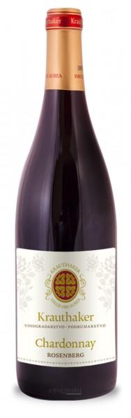 Chardonnay Rosenberg 2017 - Krauthaker (0,75 l)