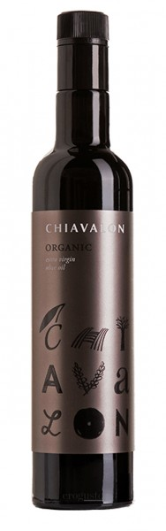 Chiavalon Organic - Natives Olivenöl extra (0,25 l)
