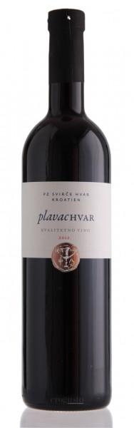Plavac Hvar 2018 - Dostava-Svirce Badel (0,75 l)