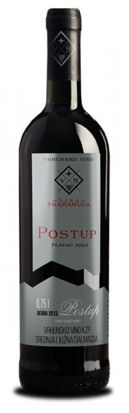 Postup 2013 - Skaramuca (0,75 l)