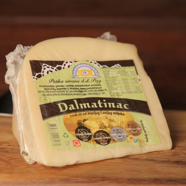 Dalmatinac Käse 1/8 - Paska sirana