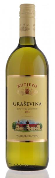 Grasevina 2019 trocken - Kutjevo (1 l)