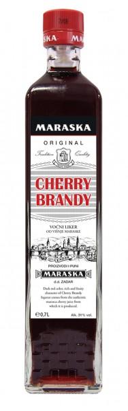 Cherry Brandy Liker - Maraska Kirschlikör 31% vol (0,7 l)