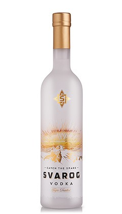 Svarog Vodka - Badel - Wodka 40% vol (0,7 l)