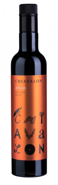 Chiavalon Atilio - Natives Olivenöl extra (0,25 l)