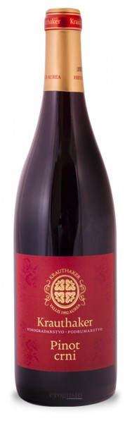 Pinot crni 2015 - Krauthaker (0,75 l)