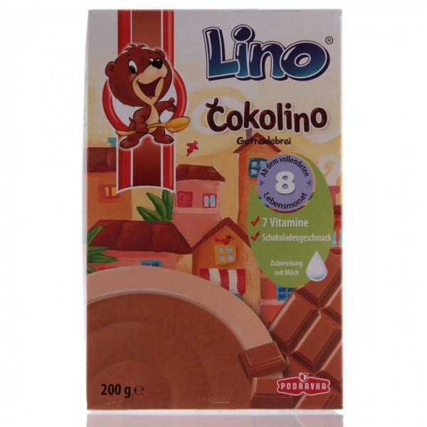 Lino Cokolino Getreidebrei - Podravka (200 g)