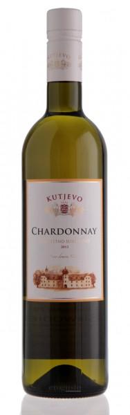 Chardonnay 2018 - Kutjevo (0,75 l)