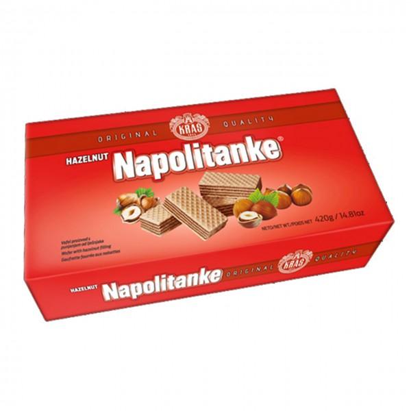Napolitanke Hazelnut Kras - Waffel (330 g)