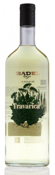 Travarica Rakija - Badel Bitter 37,5% vol (1 l)