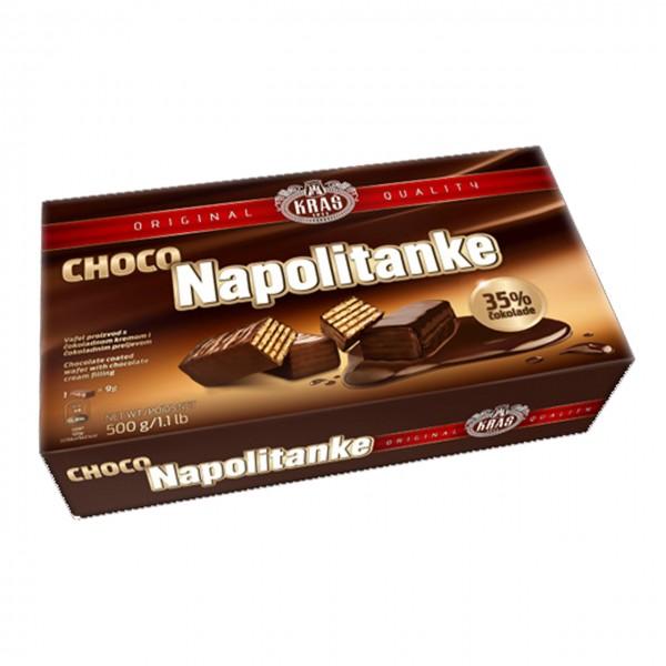 Napolitanke Choco Kras - Waffel (250 g)