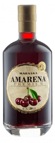 Amarena Premium - Maraska Kirschlikör 20% vol (0,7 l)