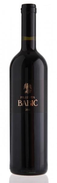 Babic Pilizota 2013 SW - 14% vol (0,75 l)