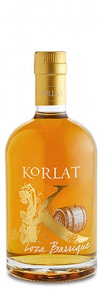 Korlat Loza Barrique - Badel Traubenbrand 40% vol (0,5 l)