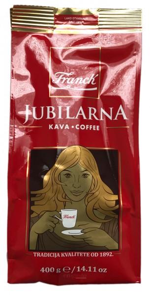Franck Jubilarna - Kaffee gemahlen (400 g)