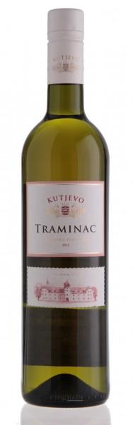 Traminac 2018 - Kutjevo - Traminer (0,75 l)