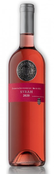 Syrah rose 2020 - Dubrovacki podrumi (0,75 l)